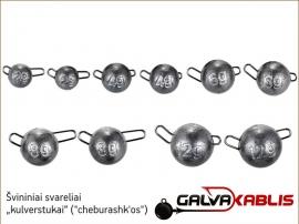 lead sinker cheburashka 02