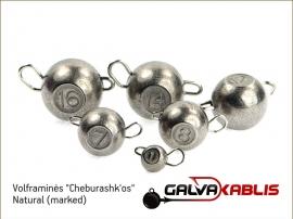 Tungsten Cheburashka Natural