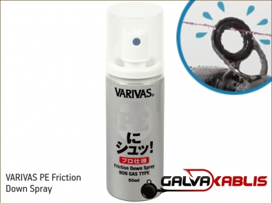 VARIVAS PE Friction Down Spray