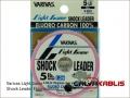Varivas Light Game Shock Leader Fluorocarbon 5lb