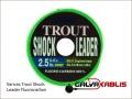 Varivas Trout Shock Leader Fluorocarbon 2.5lb