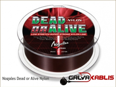 Nogales Dead or Alive Nylon