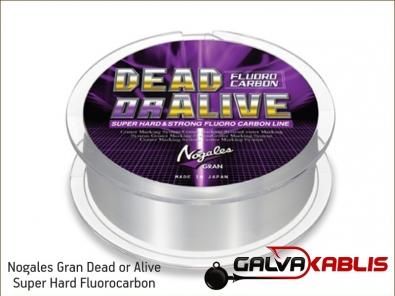 Nogales Gran Dead or Alive Super Hard Fluorocarbon