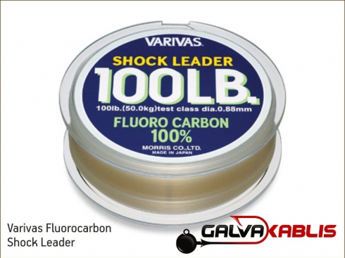Varivas Fluorocarbon Shock Leader