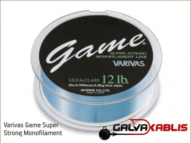 Varivas Game Super Strong Monofilament