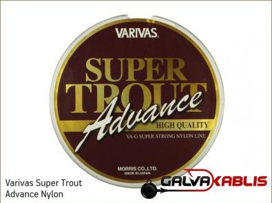 Varivas Super Trout Advance Nylon