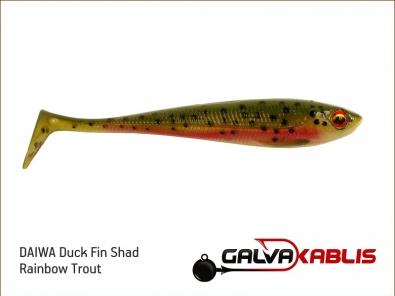 DAIWA Duck Fin Shad Rainbow Trout