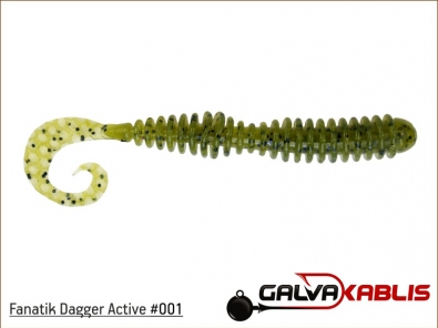 Fanatik Dagger Active 001