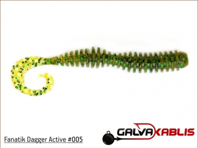 Fanatik Dagger Active 005