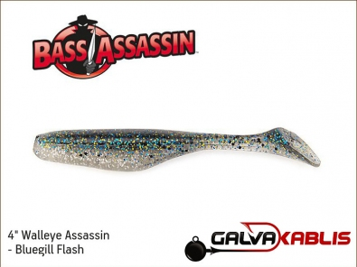 Walleye Assassin - Bluegill Flash