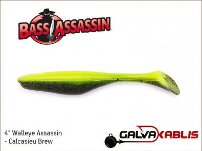 Walleye Assassin - Calcasieu Brew