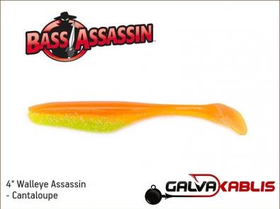 Walleye Assassin - Cantaloupe