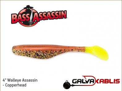 Walleye Assassin - Copperhead