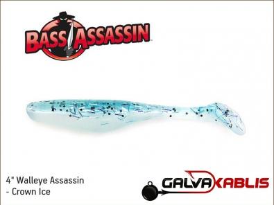 Walleye Assassin - Crown Ice