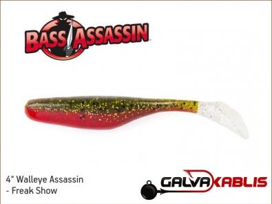 Walleye Assassin - Freak Show