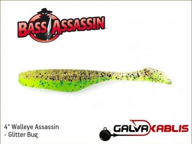 Walleye Assassin - Glitter Bug