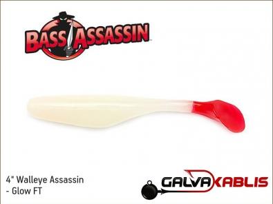 Walleye Assassin - Glow FT