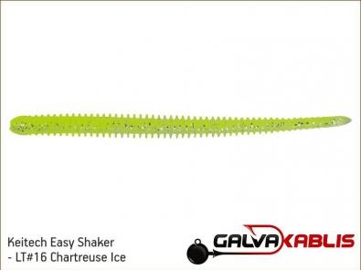 Keitech Easy Shaker LT16