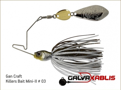 Gan Craft Killers Bait Mini-II 03