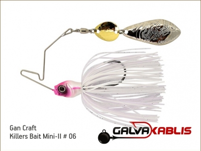 Gan Craft Killers Bait Mini-II 06