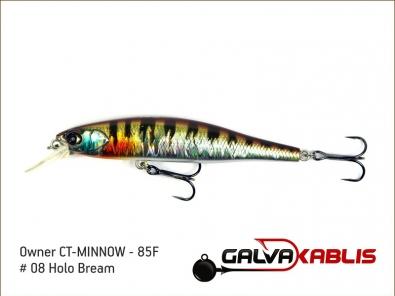 CT-MINNOW - 85F - 08 Holo Bream