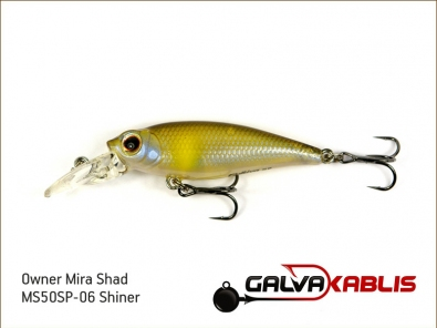 Mira Shad MS50SP-06 Shiner