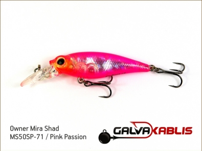 Mira Shad MS50SP-71 Pink Passion