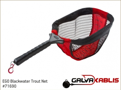 EGO Blackwater Trout Net 71690