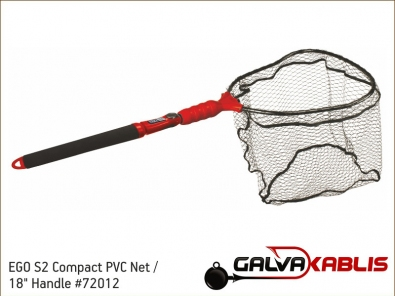 EGO S2 Compact PVC Net 18 Handle 72012