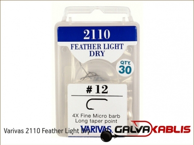 Varivas 2110 Feather Light Dry