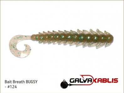 Bait Breath BUGSY 124