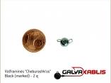 Tungsten Cheburashka Black 2g