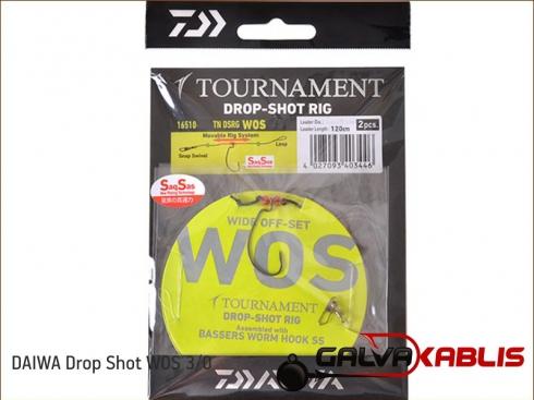DAIWA Drop Shot WOS 3 0