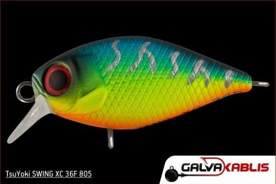 TsuYoki SWING XC 36F 805