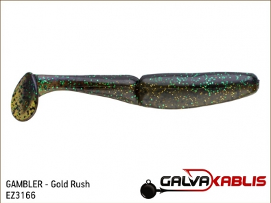 GAMBLER - Gold Rush EZ3166
