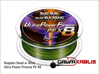 Nogales Dead or Alive Ultra Power Finesse PE X8