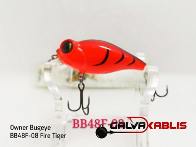 Owner Bugeye BB48F-08 Fire Tiger