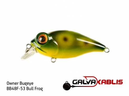 Owner Bugeye BB48F-53 Bull Frog