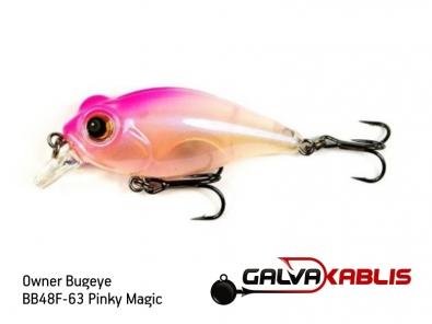 BB48F-63 Pinky Magic