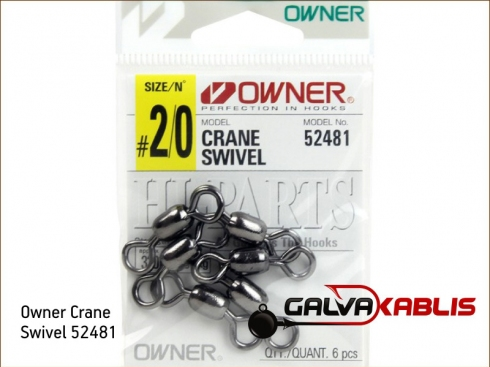 Owner Crane Swivel 52481