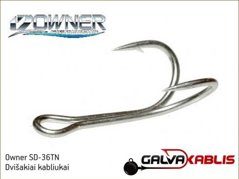 Owner SD-36TN Double hooks