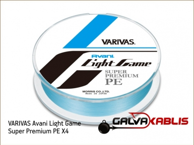 VARIVAS Avani Light Game Super Premium PE X4