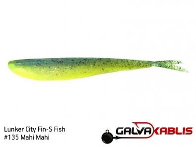 Lunker City Fin-S Fish 135