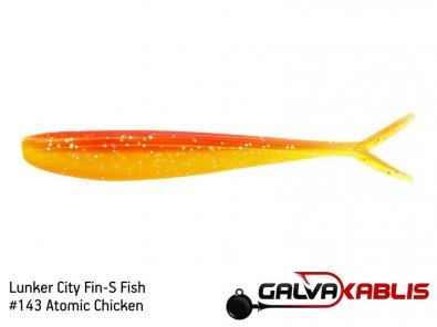 Lunker City Fin-S Fish 143