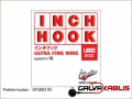Nogales Inch Hook Ultra Fine Wire Small