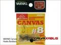 VARIVAS Canvas Hooks Barbless 8