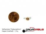 Tungsten Cheburashka Copper 1.5g