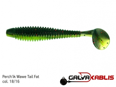 Perchik Wawe Tail Fat col 18 16