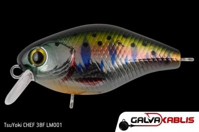 TsuYoki CHEF 38F LM001