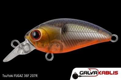 TsuYoki FUGAZ 36F 207R